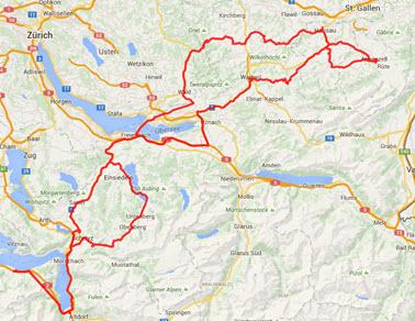 2016.03.31 Frühlingstour Appenzell